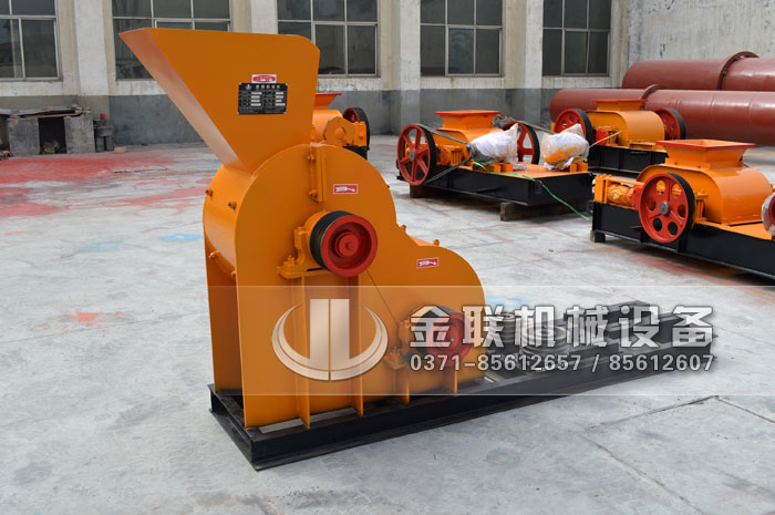 SCF400*600小型煤矸石粉碎机