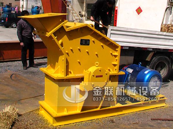 详述高效细碎机的维护保养方法