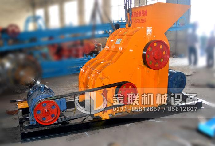 SCF800*800煤炭粉碎机