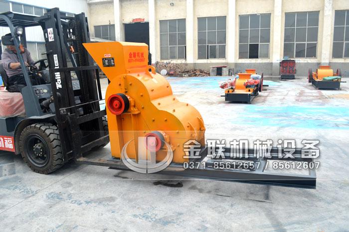 SCF600*600小型煤炭粉碎机
