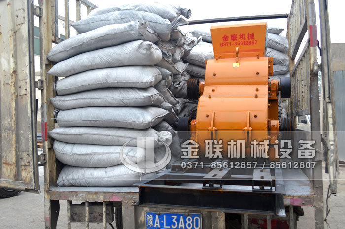 SCF600*600煤泥粉碎机发货图片4
