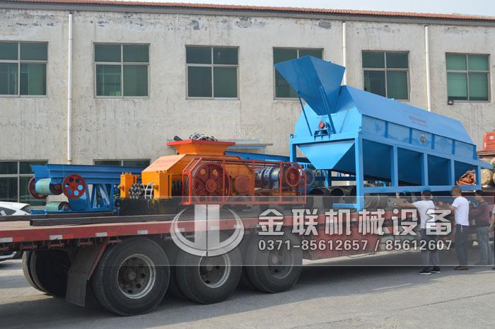 专业的鹅卵石制砂机生产厂家_金联机械