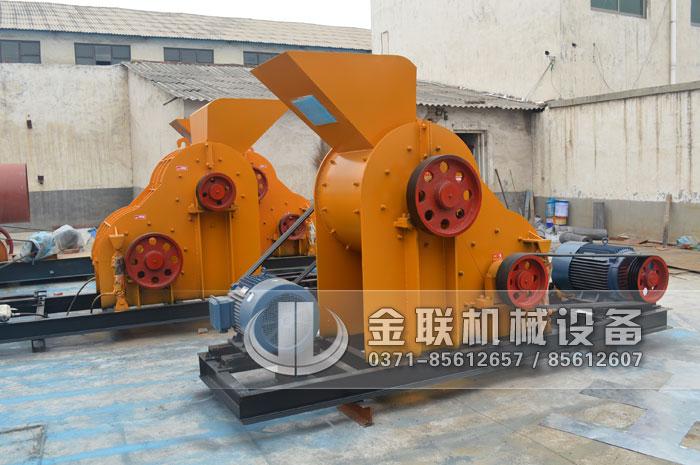 SCF800*600煤炭粉碎机
