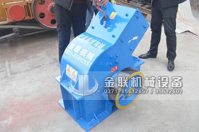 PC310X520锤式破碎机发货图片_发往河南洛河_破碎化工产品4