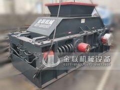2PG1208直连对辊制砂机发货 发往陕西